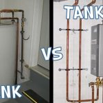 Tank and Tankless Water Heater